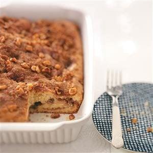 Makeover Apple Coffee Cake Recipe