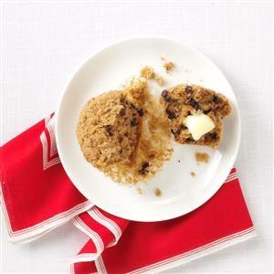 Makeover Cappuccino Muffins Recipe