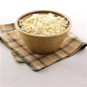 Makeover Creamy Coleslaw Recipe