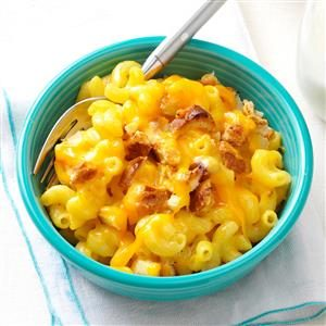 Makeover Creamy Mac & Cheese Recipe