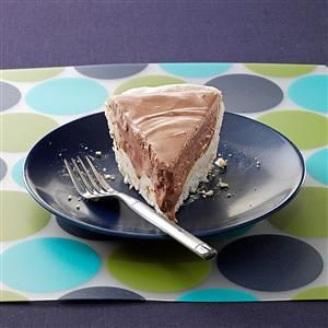 Makeover Frozen Chocolate Pie Recipe