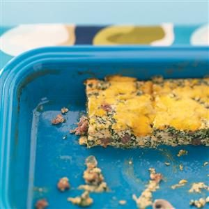 Makeover Hearty Egg Casserole Recipe