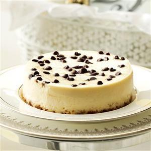 Makeover Irish Cream Cheesecake Recipe