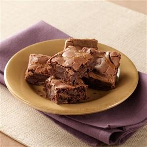 Makeover Pick-Me-Up Cream Cheese Brownies Recipe