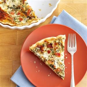 Makeover Real-Man Quiche Recipe