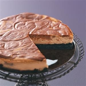 Makeover Semisweet Espresso Cheesecake Recipe