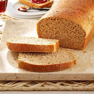 Makeover Seven-Grain Cereal Bread Recipe