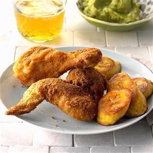 Mama's Puerto Rican Chicken Recipe