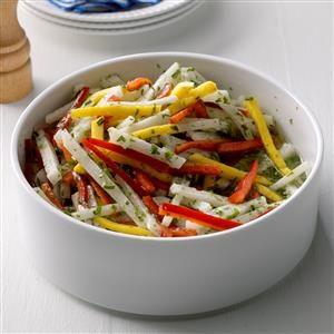 Mango & Jicama Salad