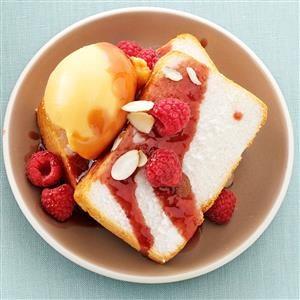 Mango Sorbet Dessert Recipe