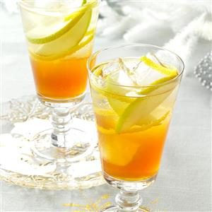 Maple Brandy Punch Recipe