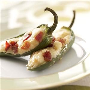Maple Jalapenos Recipe