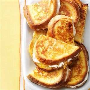 Marmalade French Toast Sandwiches Recipe