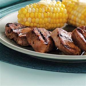 Marinated Pork Medallions Recipe