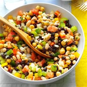 Marinated Three Bean Salad Recipe