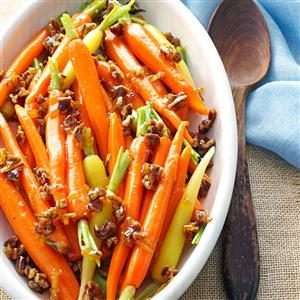 Marmalade Candied Carrots Recipe