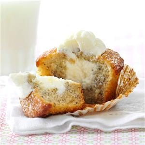 Marshmallow-Filled Banana Cupcakes Recipe