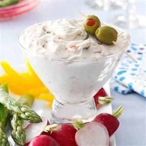 Martini Cheese Dip Recipe