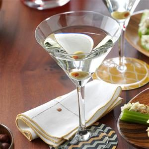 Cannoli Martini Drink Recipe