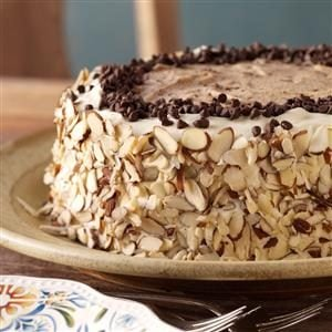 Marvelous Cannoli Cake Recipe