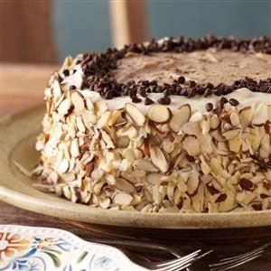 Marvelous Cannoli Cake Recipe
