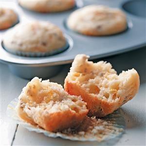 Marvelous Mushroom Muffins Recipe