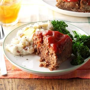 Meat Loaf From the Slow Cooker