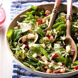 Merry Berry Salad Recipe