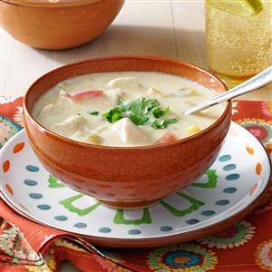 Mexican Chicken Corn Chowder Recipe