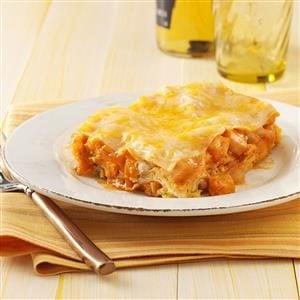 Mexican Chicken Lasagna Recipe
