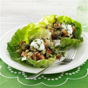 Mexican Lettuce Wraps