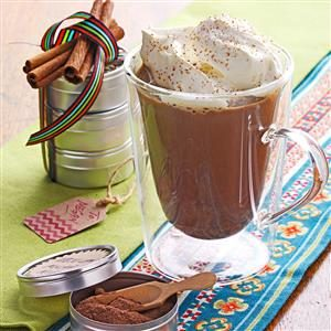 Mexican Mocha Mix Recipe