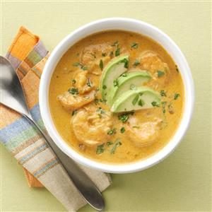 Mexican Shrimp Bisque Recipe
