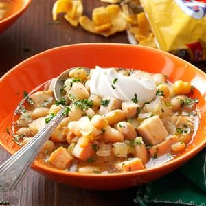 Mexican White Chili Recipe