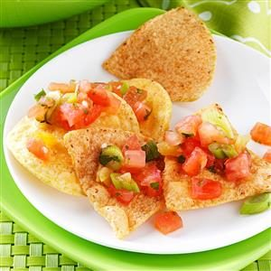 Mild Fresh Salsa Recipe