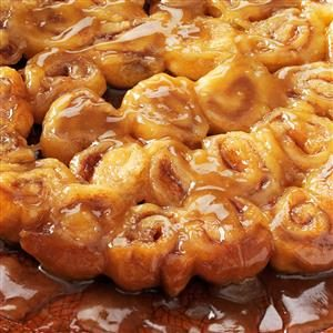 Mini Caramel Rolls Recipe