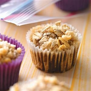 Mini Sweet Potato Muffins Recipe