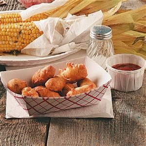 Miniature Corn Dogs Recipe