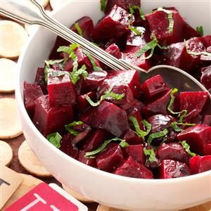 Minted Beet Salad