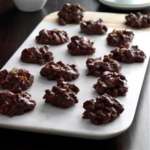 Mixed Nut Clusters Recipe