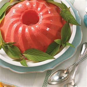 Molded Raspberry Gelatin Recipe