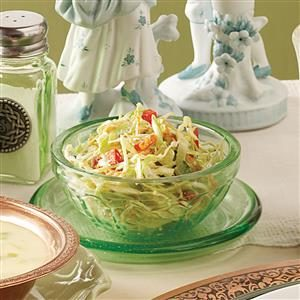 Mom's Best Coleslaw Recipe