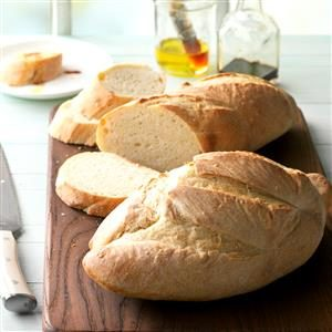 Mom's Italian Bread Recipe