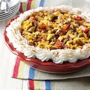 Mom's Tamale Pie Recipe
