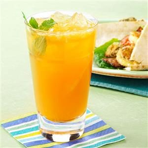 Mom's Tangerine Iced Tea
