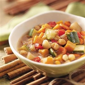 Moroccan Vegetarian Stew Recipe
