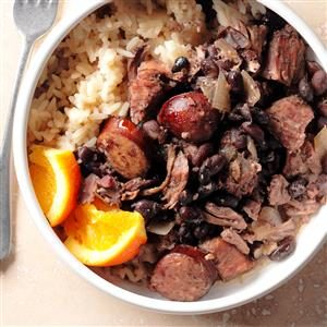 My Brazilian Feijoada  Recipe