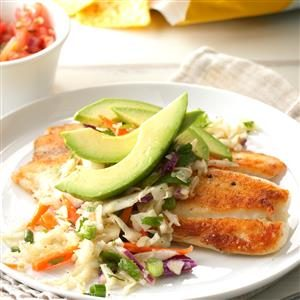 Naked Fish Tacos Recipe