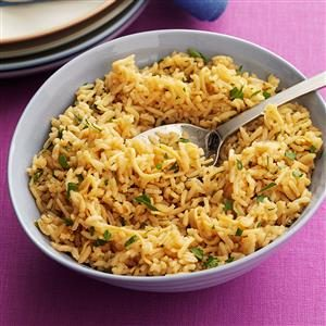 Noodle Rice Pilaf Recipe