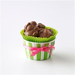 Nutty Chocolate Peanut Clusters Recipe
